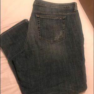 Women's Tommy jeans.